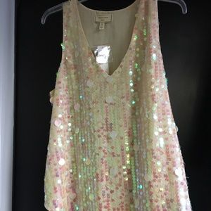 NWT Anthropologie tank top